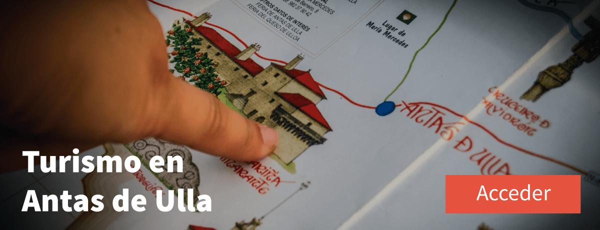 Turismo en Antas de Ulla